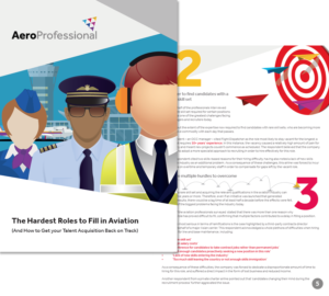 Hardest Roles to Fill in Aviation: And how to get your talent acquisition back on track?