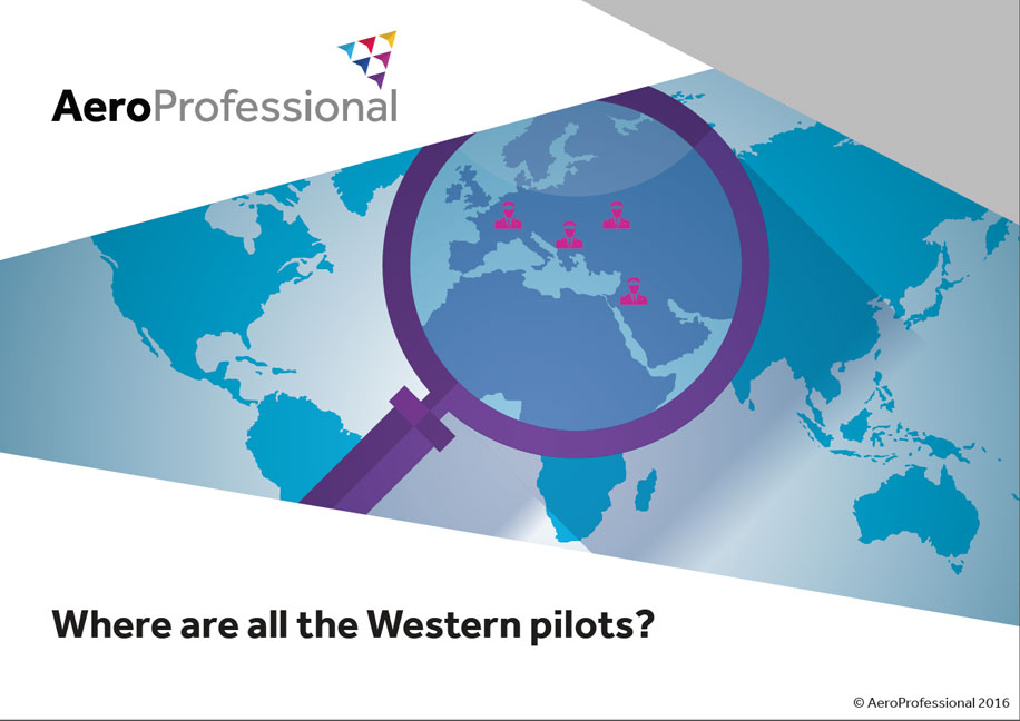 WHERE ARE ALL THE WESTERN PILOTS